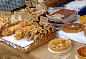 Artisan Bakers at Market