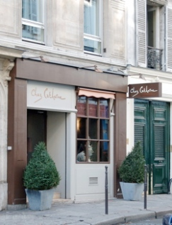 Chez Catherine exterior