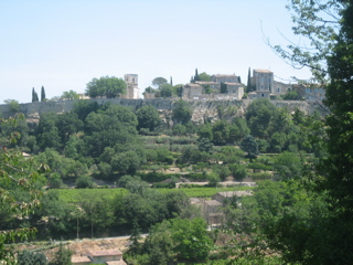 Menerbes, Provence, made famous by Peter Mayle