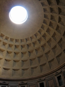 Pantheon rotunda