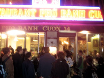 Pho 14, Paris