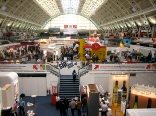 London Wine Show