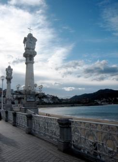 San Sebastian Boardwalk