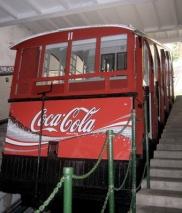 Funicular in San Sebastian