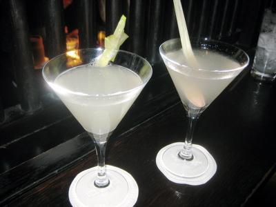 Hakkasan martinis