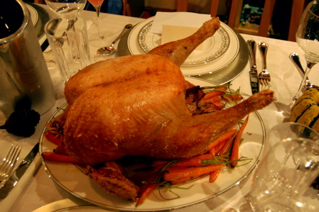 Thanksgiving Turkey 2006