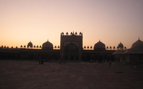 Fatepuhr Sikri, Agra