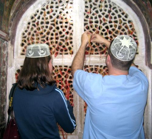 Make a wish upon a string, Fatepuhr Sikri