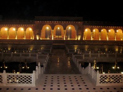 Amar Villas (Oberoi Hotel), Agra