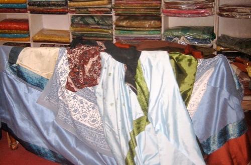 Shopping at Anokhi, Jaipur
