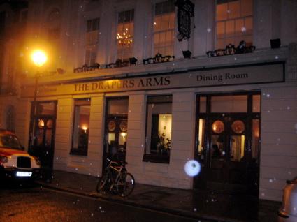 Draper's Arms Gastropub, Islington