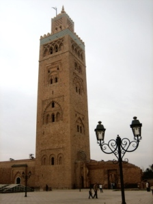 koutoubia marrakesh