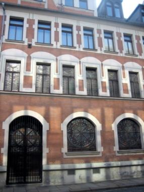 Broyder Synagogue, Leipzig