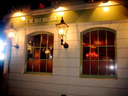 Cheyne Walk Brasserie, Chelsea, London