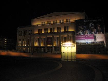 Opera House, Leipzig