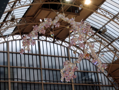 Blossom Chandelier, Form, London