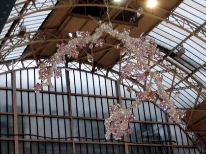 Blossom Chandelier, Form, London