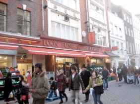 Loon Fung supermarket