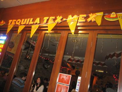 Tequila Tex Mex Restaurant London
