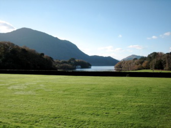 View of Muckross Lake from Muckross House