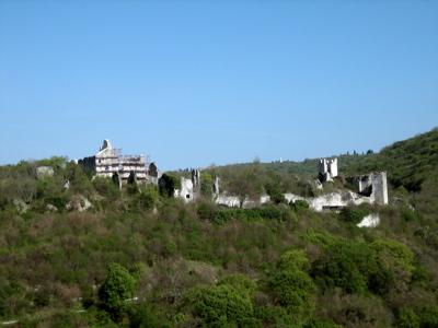 Dvigrad ruins, Istria, Croatia