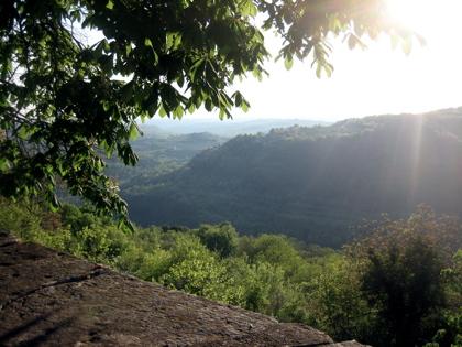 Groznjan views, Istria, Croatia