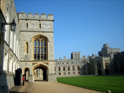Windsor Castle Quadrangle