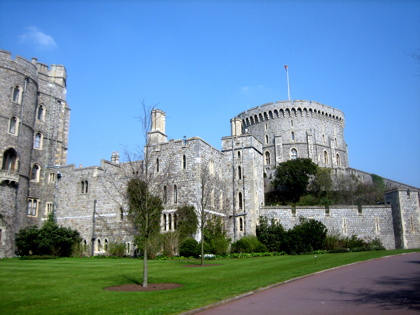 Windsor Castle, Round Tower