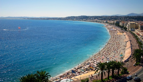 Baie des Anges photo