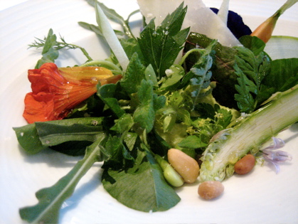 spring vegetables, Mirazur, Menton, French Riviera