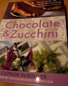 Chocolate & Zucchini cookbook