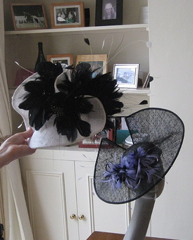 Diva blue hats