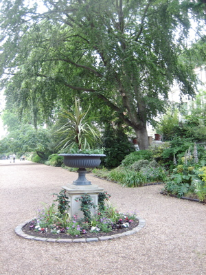 Ladbroke Square Gardens, Notting Hill, London