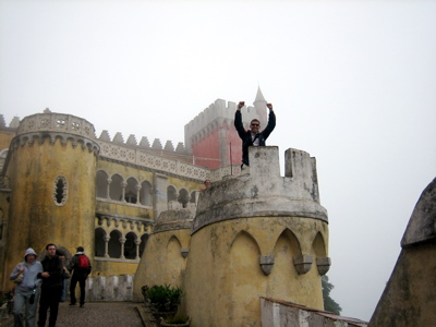Pena Palace, Sintra, Lisbon, Portugal