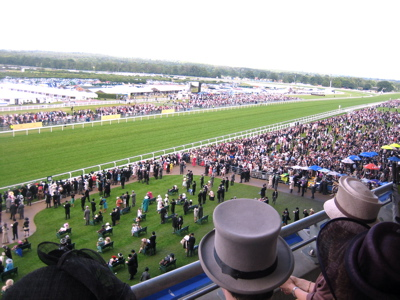 Royal Enclosure at Royal Ascot, 2007