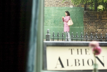 The Albion gastropub, Thornhill Road, London N1