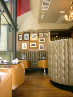 Le Monde Hotel, Milan Bar, Edinburgh
