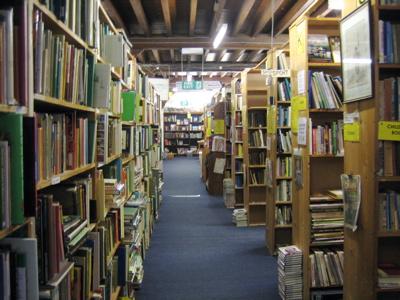 Richard Booth bookseller, Hay on Wye