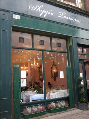 Shipp's Tea Rooms, Borough Market