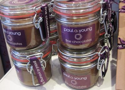 Paul A. Young Chocolates Caramel Chocolate Spread