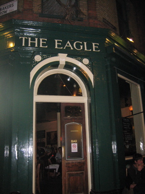 The Eagle gastropub