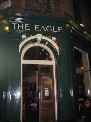 The Eagle gastropub