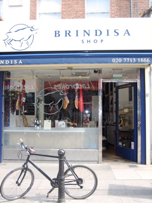 Brindisa Shop, Exmouth Market, London