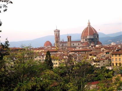 Florence skyline, Duomo