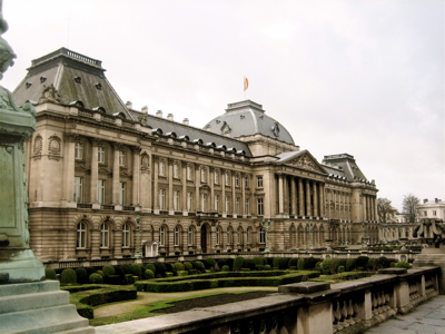 Palais Royal, Brussels