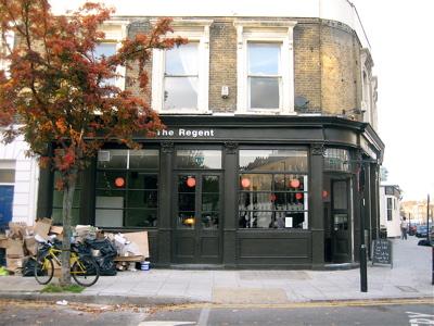 The Regent Pub, Liverpool Road, Angel, Islington