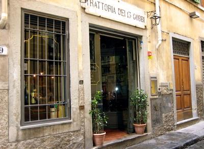 Trattoria dei 13 Gobi, Florence
