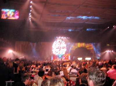Brit Awards Corporate tables