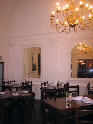 Marquess Tavern gastropub, Canonbury, Islington