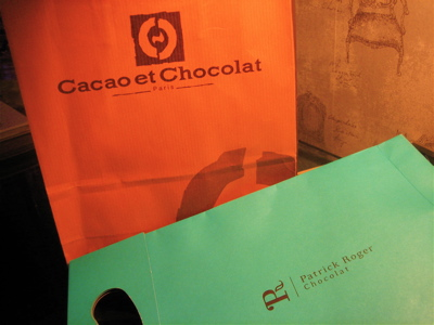 Cacao et Chocolat, Patrick Roger